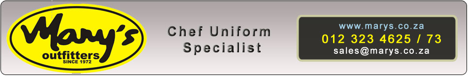 Chef Uniforms Gauteng